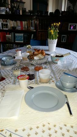 Althea: Banco colazione