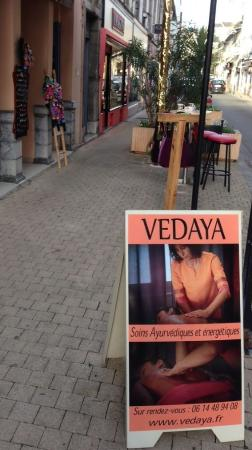 Espace Bien être Vedaya
