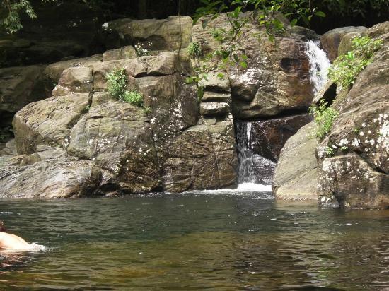 Bentota, Sri Lanka: waterfalls