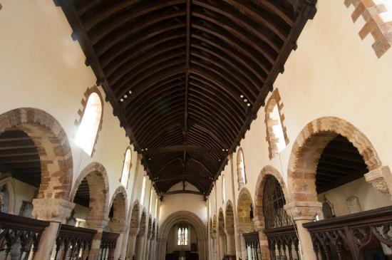 St Peter's Church: St. Peter's Church, Marefair, Northampton