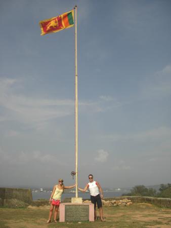 Bentota, Sri Lanka: Galle Dutch Fort
