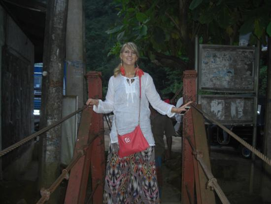 Bentota, Sri Lanka: At Kithulgala