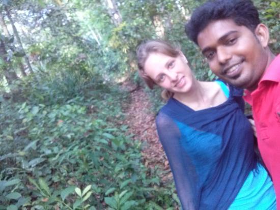 Bentota, Sri Lanka: at Dedduwa