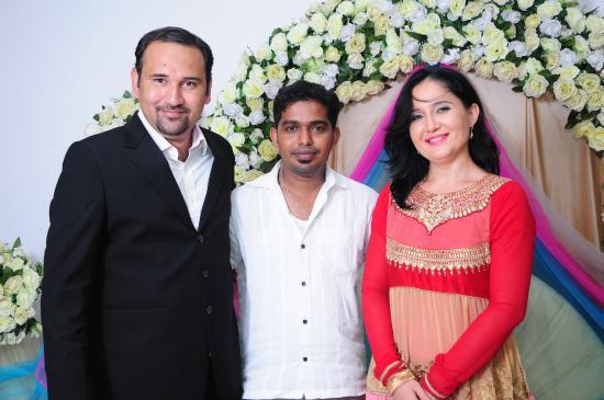 Bentota, Sri Lanka: VTS Wedding