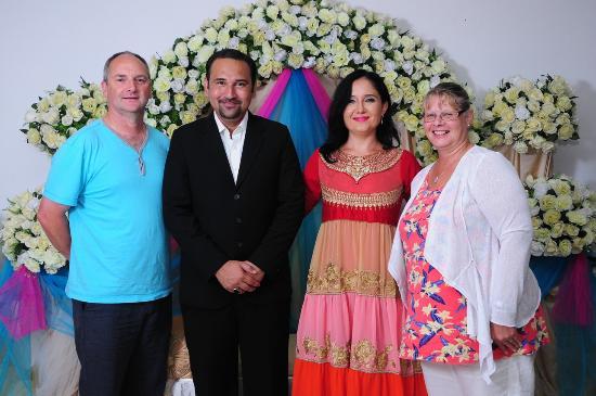 Bentota, Sri Lanka: Wedding Function