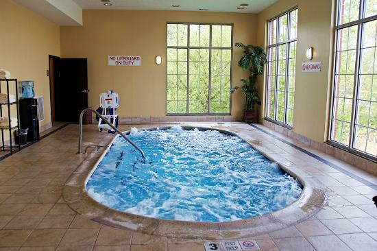 Pool Hot Tub Picture Of Hyatt Place Milfordnew Haven Milford