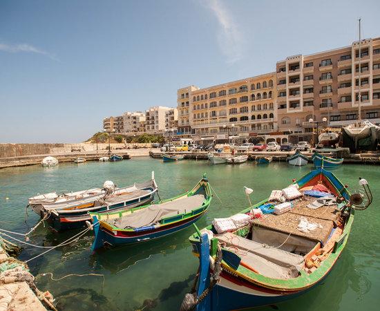 Calypso Hotel Marsalforn Malta Omd 246 Men Och
