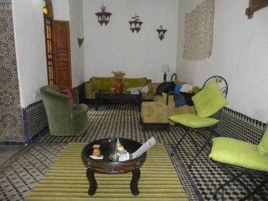 Riad Dar Skalli: Suite Skalli