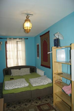 Hostel Marrakesh: Pokój dwuosobowy.