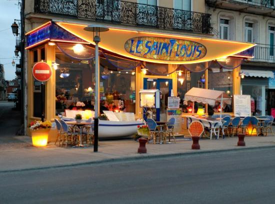 Saint Louis Restaurant Le Treport