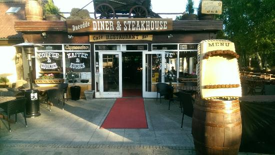 Dueodde Diner & Steakhouse, Bornholm - Restaurant Reviews & Photos - TripAdvisor