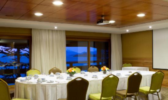 Hotel Cumbres Puerto Varas: Salón Patagonia