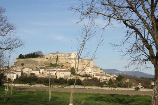 LE PARFUM BLEU : la Drôme provencale