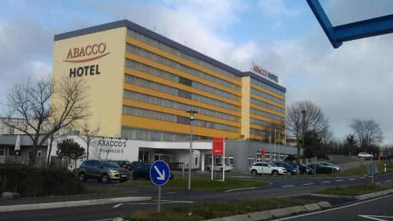 Abacco Hotel : Внешний вид