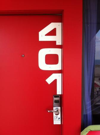 Matador Oceanfront Resort : What's the room number??