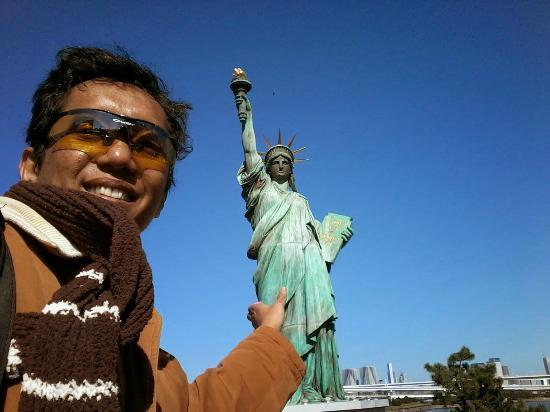 Replica of Liberty - Picture of Statue of Liberty, Minato - TripAdvisor