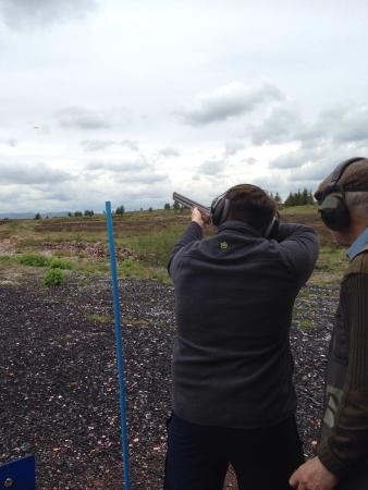 Central Scotland Shooting School