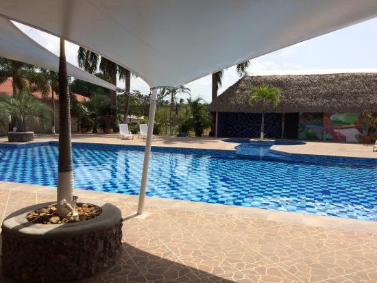 Punta Chame Club & Resort: Gorgeous pool