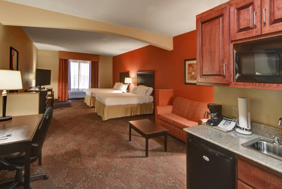 Holiday Inn Express Hotel Suites Altus Updated 2018 Prices Reviews Ok Tripadvisor