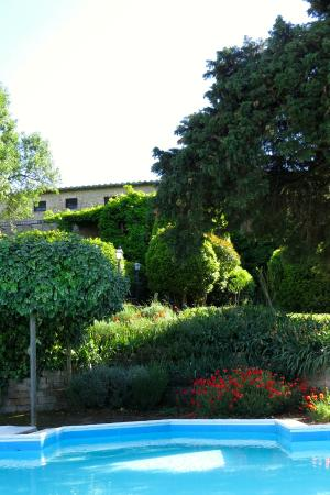 Mansion Le Valli , Holiday apartments with pool: Le Valli Residenza swimmingpool im Park