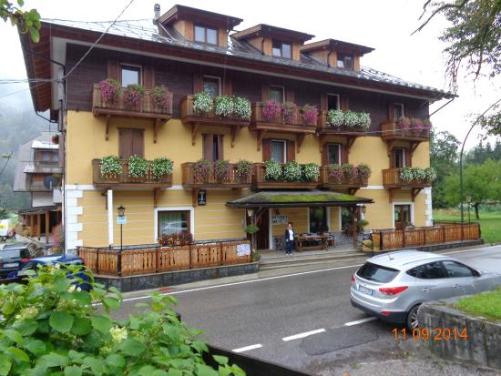 Hotel Ristorante Spartiacque