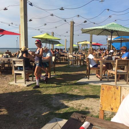 Picture of red fish blue fish restaurant for Red fish blue fish pensacola