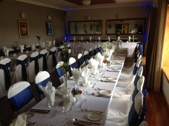 Moycarn Lodge: Riverbank Function Room