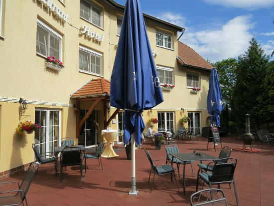 Michendorf, Alemanha: gezellig terras
