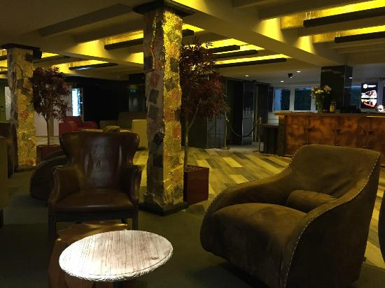 la lobby picture of temple bar inn dublin tripadvisor. Black Bedroom Furniture Sets. Home Design Ideas