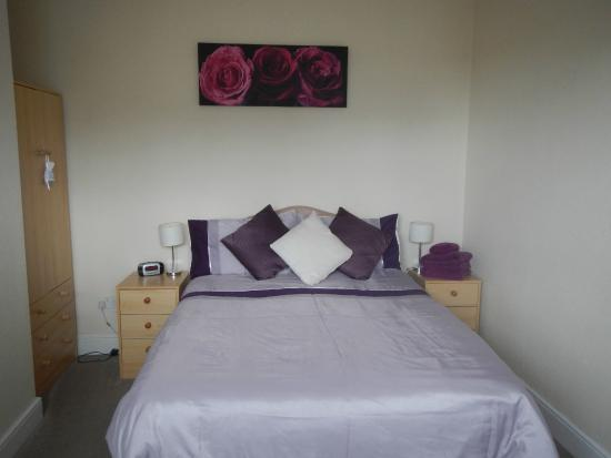The Rob Roy Guest House: Double ensuite