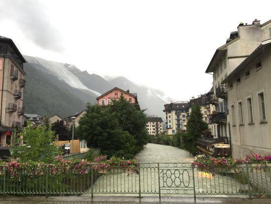 Les Balcons Du Savoy: Chamonix 15 June 2015