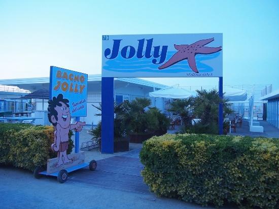 Piatto Jolly - Picture of Bagno Jolly 79, Pinarella - TripAdvisor