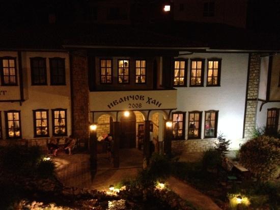 Hotel Hanat: ресторан