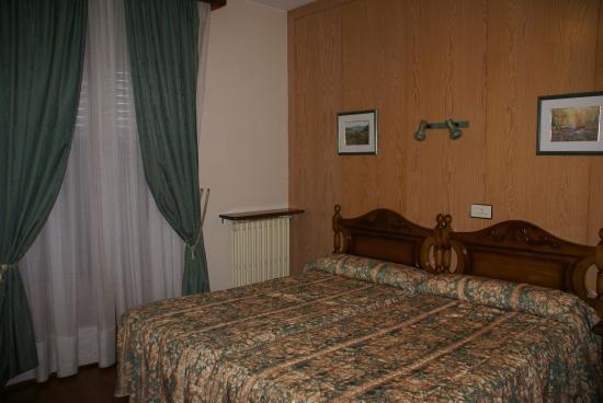 Edelweiss Hotel: Номер