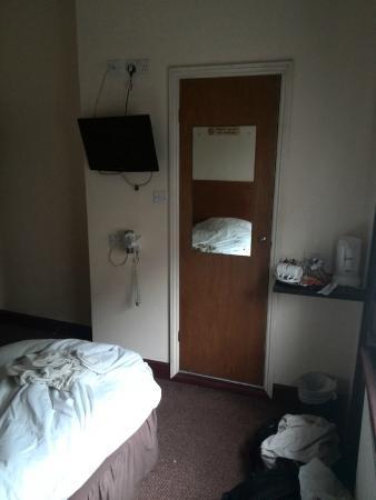 Swinton Hotel: Chambre
