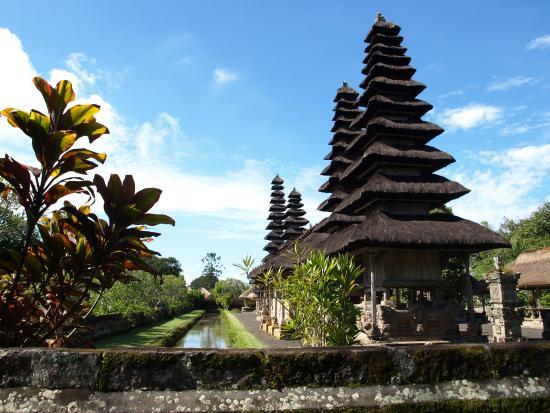 Bali Entdecken: ein wunderschöner Tempel