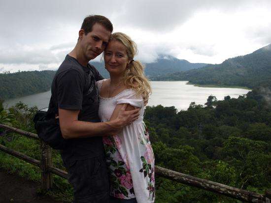 Bali Entdecken: in den Bergen vor den Zwillingsseen