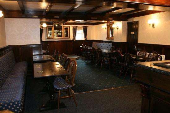 Guisborough, UK: Free function room at the ship