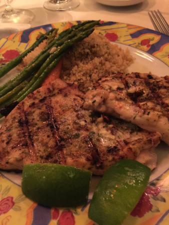 Sauteed cobia picture of chef michael 39 s islamorada for Triple tail fish recipes