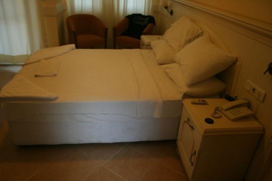 The Grand Ucel Hotel: yastıklar mis gibi kokuyor