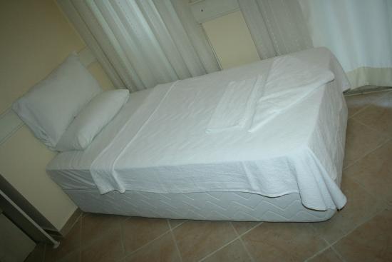 The Grand Ucel Hotel: yataklar tertemiz