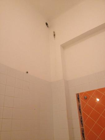 Your Mom's Hostel : Downstairs bathroom