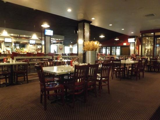Restaurant interior picture of hash house a go