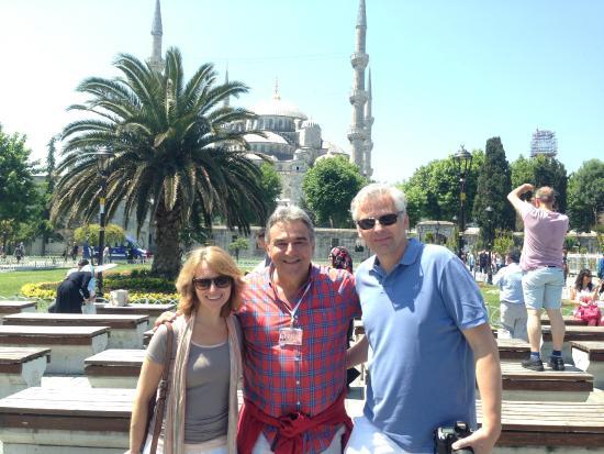 Turkey Travel Group : Blaue Moschee