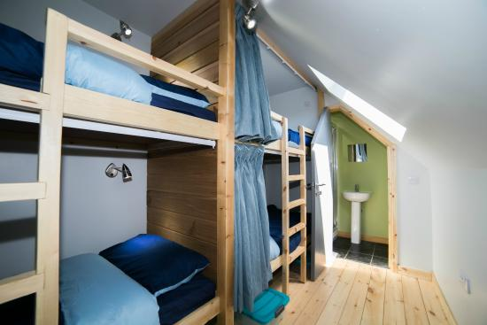 Tarset Tor Backpackers: Bothy Bedroom