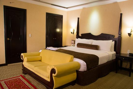 Crowne Plaza Hotel de Mexico: Executive room