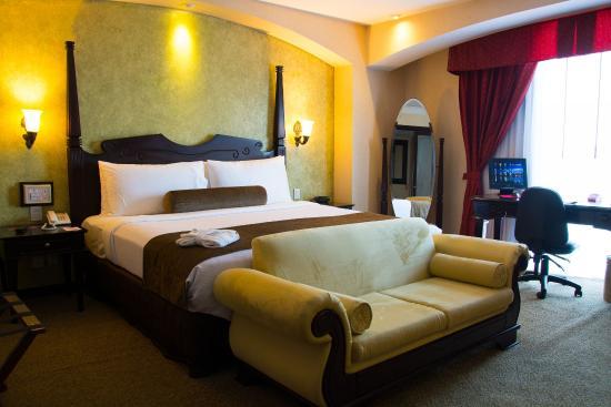 Crowne Plaza Hotel de Mexico: Standard Room