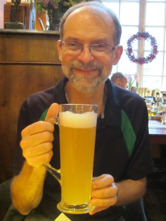 The Red Inn : Great wheat beer