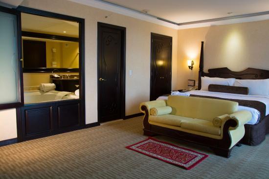 Crowne Plaza Hotel de Mexico: Executive room