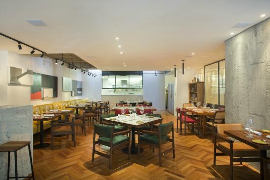 QUITÉRIA •Our restaurant